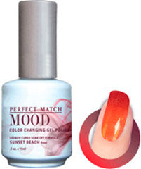 Gel Nails - Mood - Sunset Beach