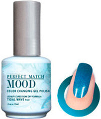 Gel Nails - Mood - Tidal Wave