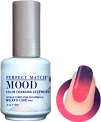 Gel Nails - Mood - Wicked Love (frost)