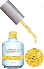 Gel Nails - Perfect Match - PMS135 - Golden Bliss