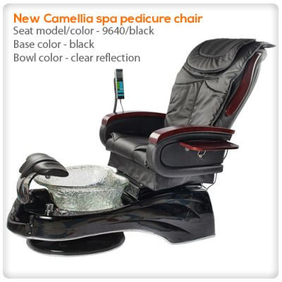 All Spa Direct - Camellia - Pedicure Spa Chair