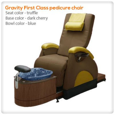 Gulfstream - Gravity First Class Spa Pedicure Chair