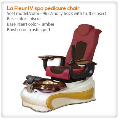 Gulfstream - La Fleur 4 - Pedicure Spa Chair