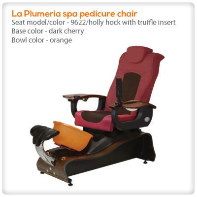 Gulfstream - La Plumeria - Pedicure Spa Chair