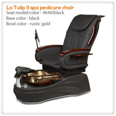 Gulfstream - La Tulip II - Pedicure Spa Chair