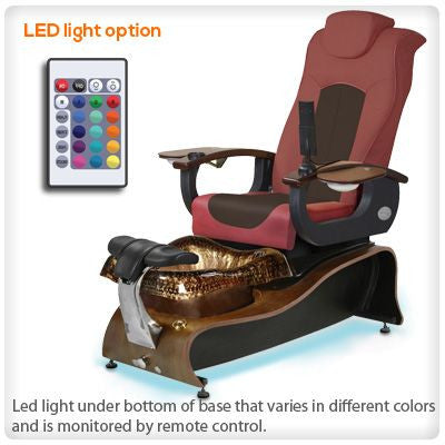 Gulfstream - La Violette - Pedicure Spa Chair