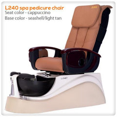 Glass Sink Spas - LC - L240 - Pedicure Spa
