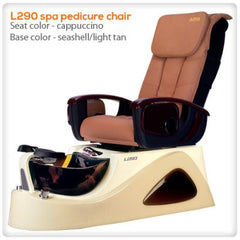 Glass Sink Spas - LC - L290 - Pedicure Spa