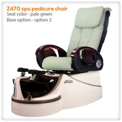 Glass Sink Spas - LC - Z470 - Pedicure Spa