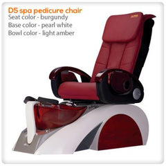 Glass Sink Spas - Le.zon - D5 - Pedicure Spa Chair