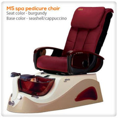 Glass Sink Spas - Le.zon - M5 - Pedicure Spa Chair