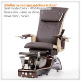 t4-Stellar wood spa pedicure chair HTxT4
