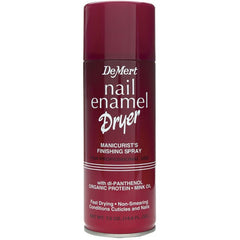 Hand / Nail Treatments - DeMert Nail Enamel Dryer Finishing Spray 7.5 Oz.