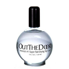 Hand / Nail Treatments - Out The Door Quick Dry Topcoat 4 Oz