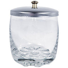 Jars - Burmax - Glass Jar With Stainless Steel Lid