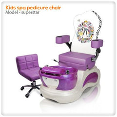 Kids Spas - Best Friends - Kids Spa Pedicure Chair