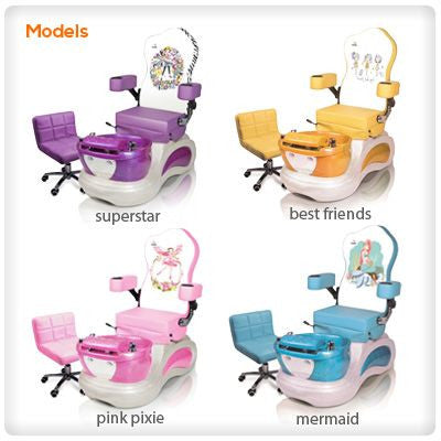 Best Friends   Kids Spa Pedicure Chair ...