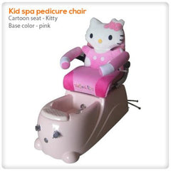 Kids Spas - Hello Kitty - Children's Pedicure Spa Chair