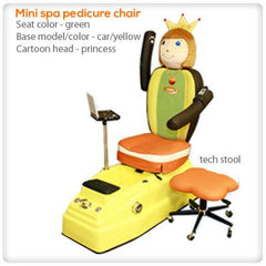Kids Spas - Larco - Kids Pedicure Spa Chair