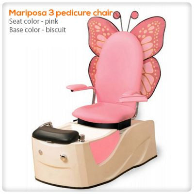 Mariposa III spa pedicure chair