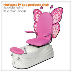 Kids Spas - Mariposa IV Spa Pedicure Chair