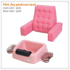Kids Spas - Mini Joy Pedicure Seat Pink