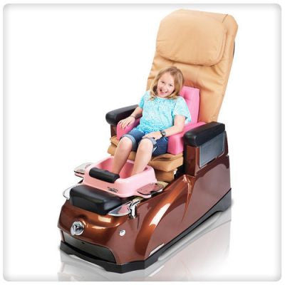 Mini Joy pedicure seat pink