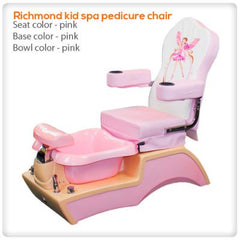 Kids Spas - Richmond Kid Spa Pedicure Chair