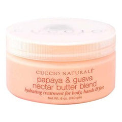 Lotions & Butter - Cuccio Naturale Butter Blend Papaya & Guava Nector 8 Oz.