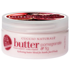 Lotions & Butter - Cuccio Naturale Butter Blend Pomegranate & Fig 8 Oz.