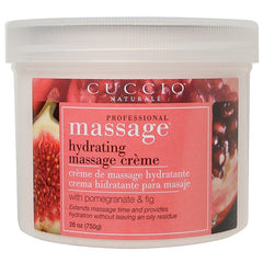 Lotions & Butter - Cuccio Naturale Massage Creme Pomegranate & Fig 26 Oz.