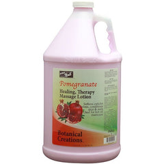 Lotions & Butter - Pro Nail - Pomegranate - Healing, Therapy, Massage Lotion - 1 Gal