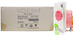 VOESH CASE/50PKS - MANI IN A BOX - 3 STEP WATERLESS - VITAMIN RECHARGE