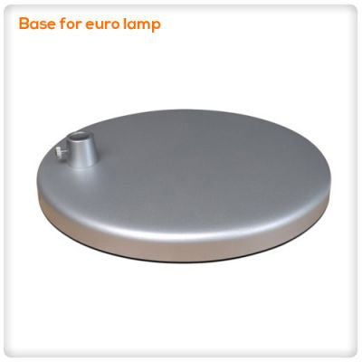 Euro lamp with Filtration