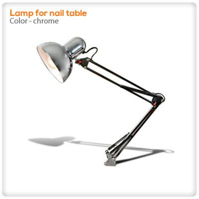 Lamp for nail table aloadofball Gallery