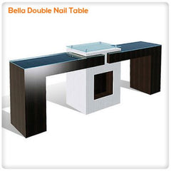 Manicure Nail Tables - Bella - Double Station