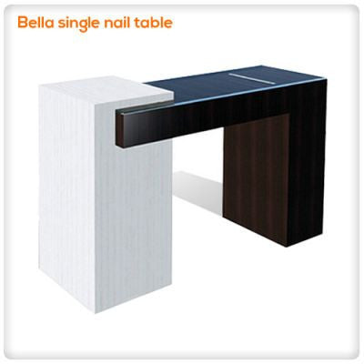 Bella single nail table