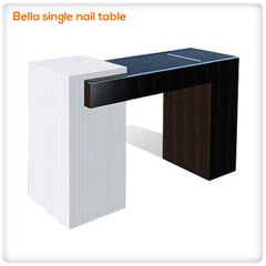 Manicure Nail Tables - Bella Single Nail Table