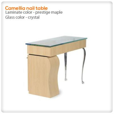 Camellia nail table