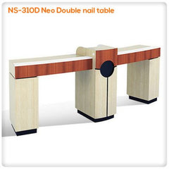 Manicure Nail Tables - Forte Double Nail Table