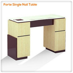 Manicure Nail Tables - Forte Single Nail Table