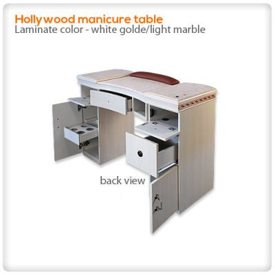 hollywood manicure table - Manicure Table