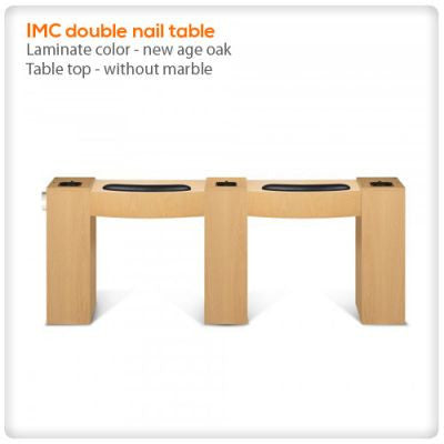 IMC Vented Double Nail Table