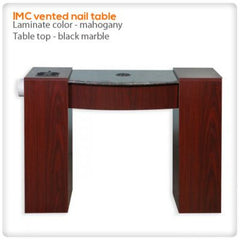 Manicure Nail Tables - IMC Vented Nail Table