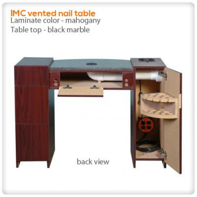 IMC vented nail table