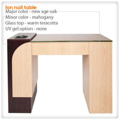 Manicure Nail Tables - Ion Nail Table