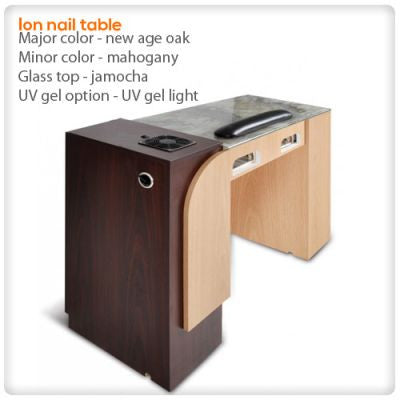 Ion UV Light nail table