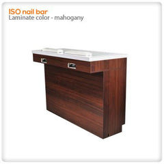 Manicure Nail Tables - ISO Nail Bar
