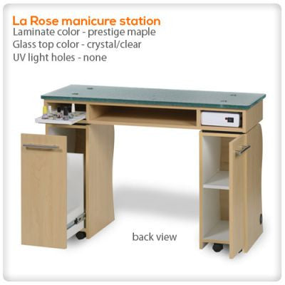 La Rose manicure station