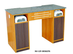 Manicure Nail Tables - LNS - Manicure Table With Built-In Vacuum